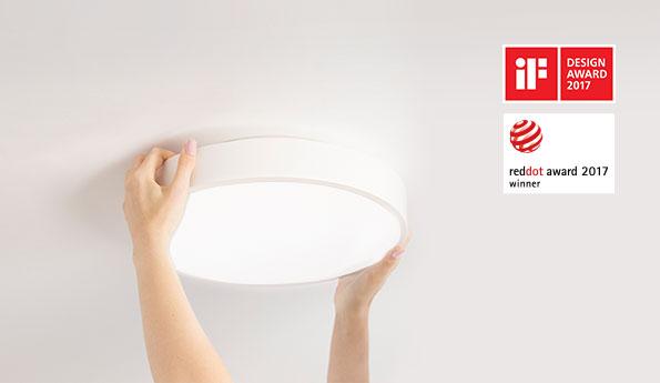 智能LED吸顶灯