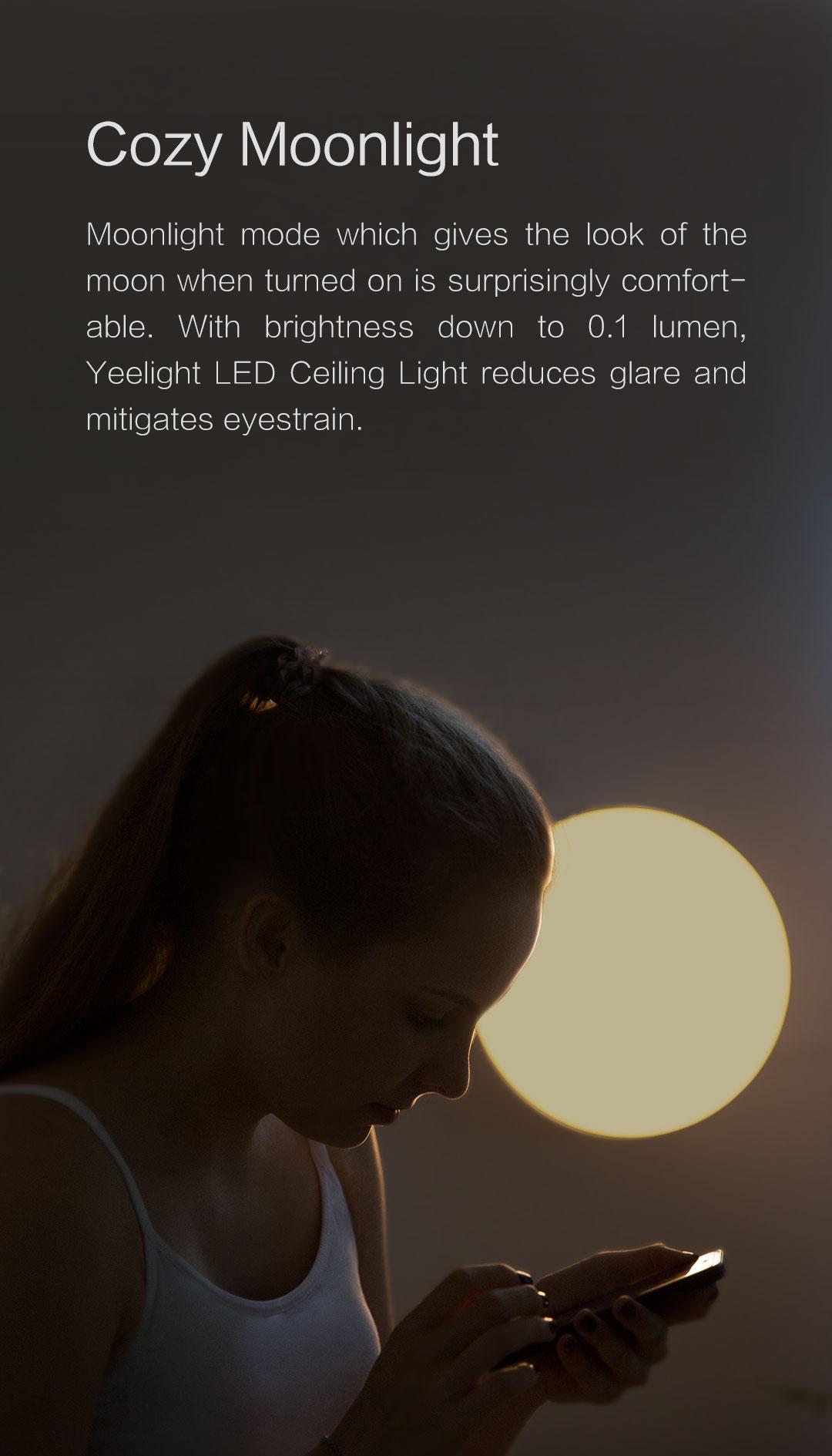 LED Ceiling Light-luna-Yeelight