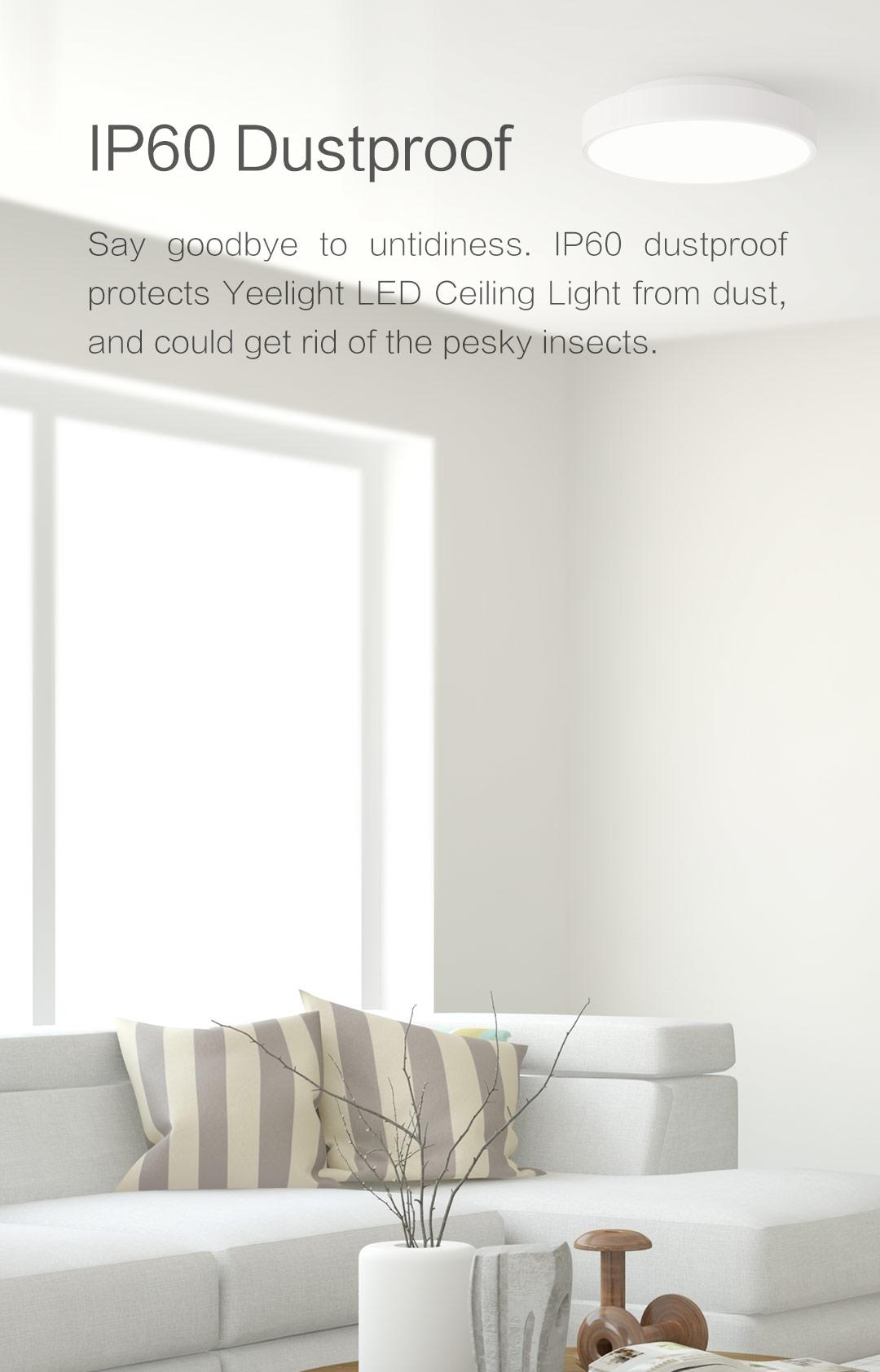 Led Ceiling Light Luna Yeelight